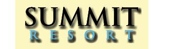 The Summit Resort Logo